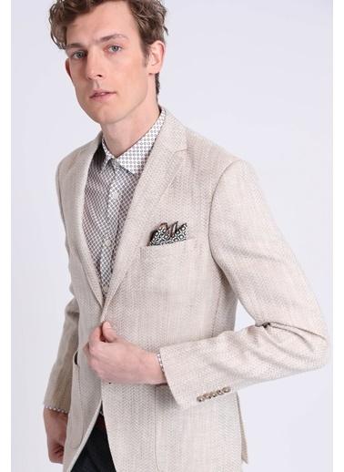 Lufian Blazer Ceket Bej